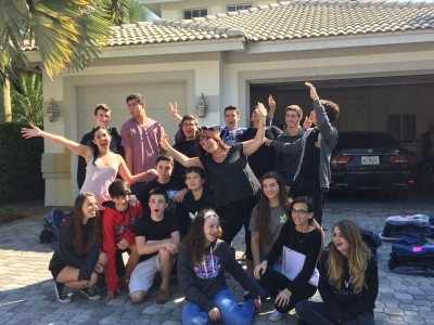 Mitzvah Makers charity drive